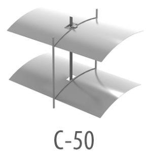 żaluzje fasadowe C-50 Szczecin