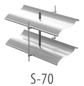 żaluzje fasadowe S-70 Szczecin