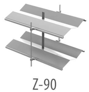 żaluzje fasadowe Z-90 Szczecin